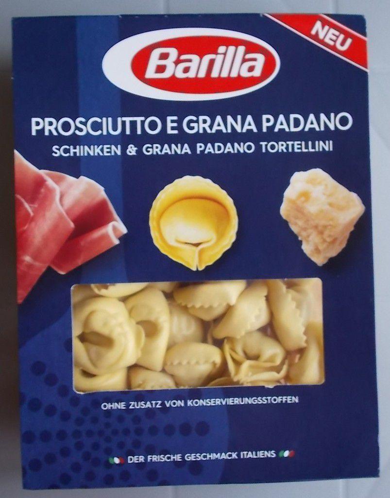 Barilla Prosciutto e Grana Padano - Schinken & Grana Padano Tortellini