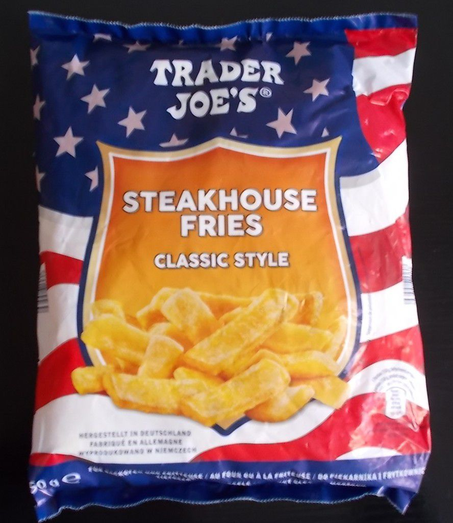 [Aldi Nord] Trader Joe's Steakhouse Fries Classic Style