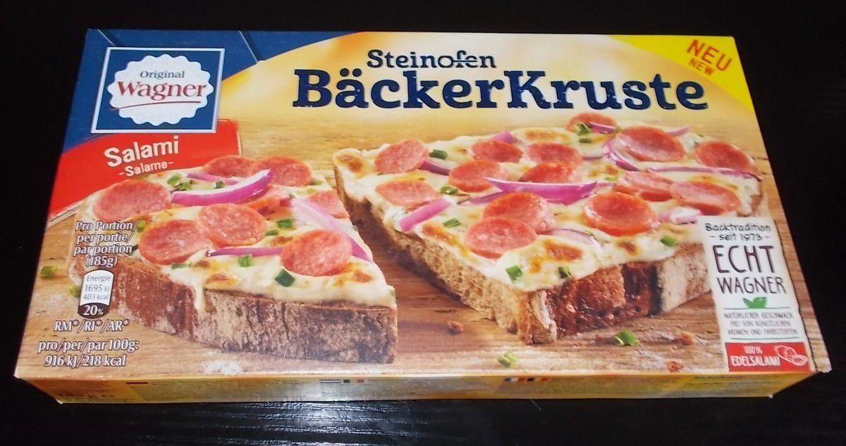 Wagner Steinofen BäckerKruste Salami - Salame
