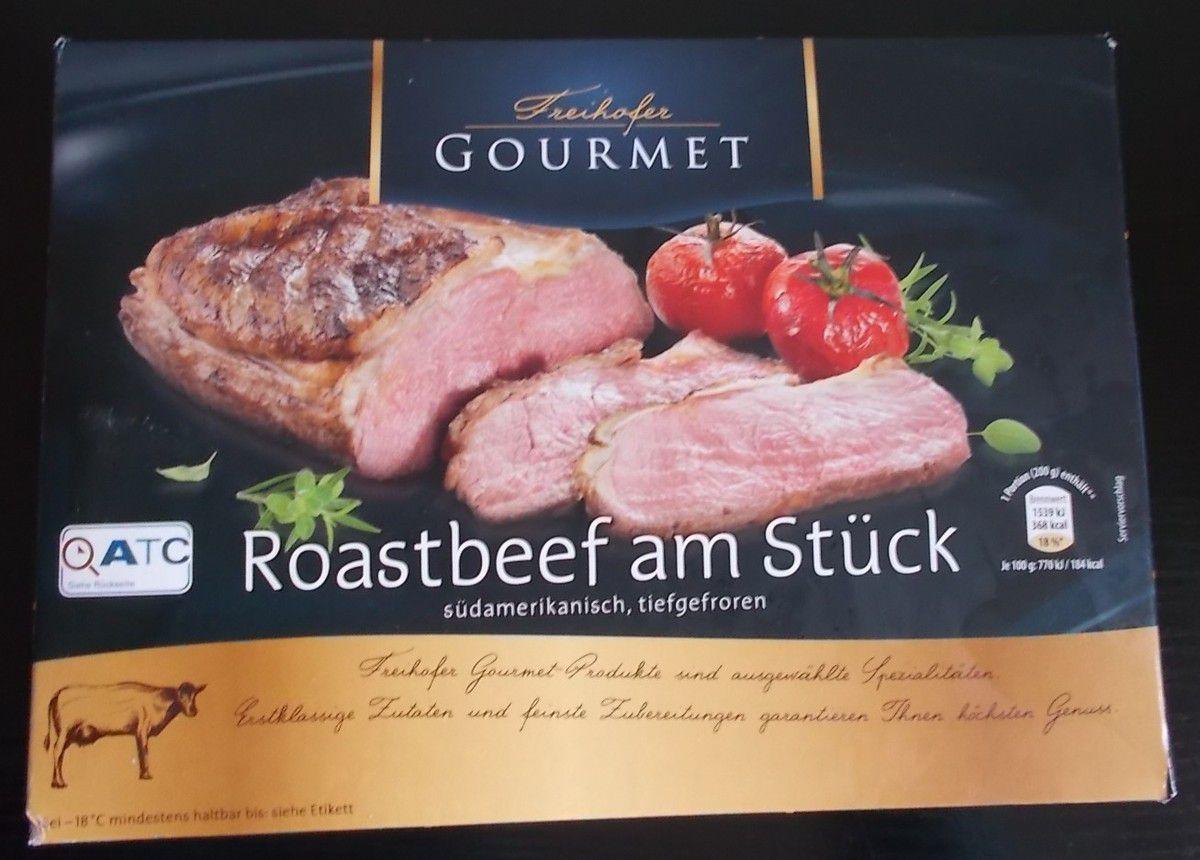 [Aldi Nord] Freihofer Gourmet Roastbeef am Stück