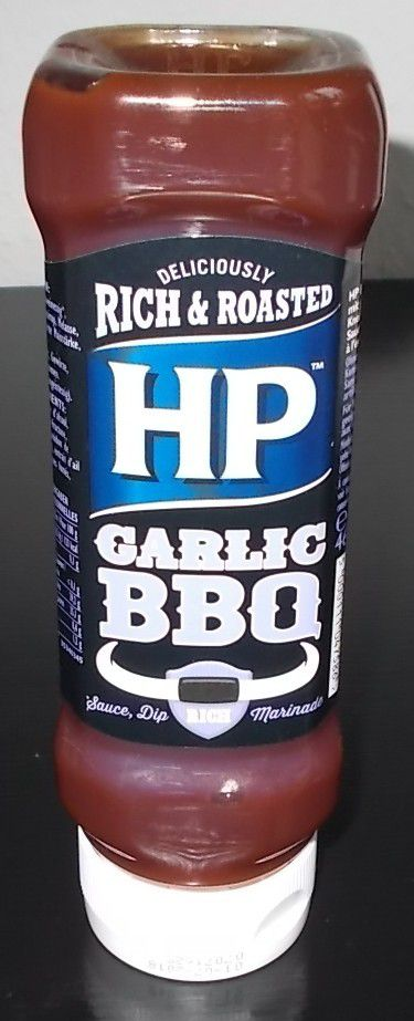 HP Deliciously Rich & Roasted Garlic BBQ Sauce