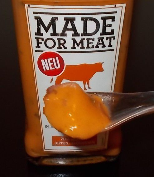 Kühne Made for Meat Chipotle Burger Style Sauce