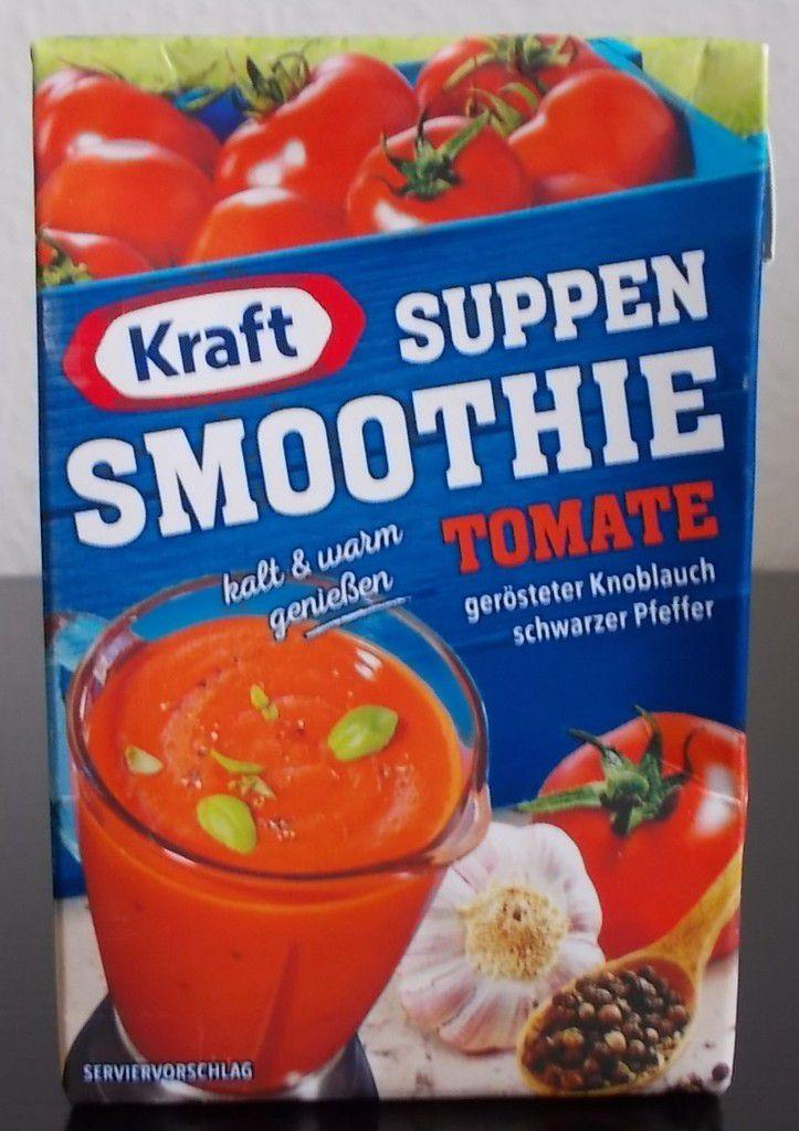 Kraft Suppen Smoothie Tomate gerösteter Knoblauch Pfeffer