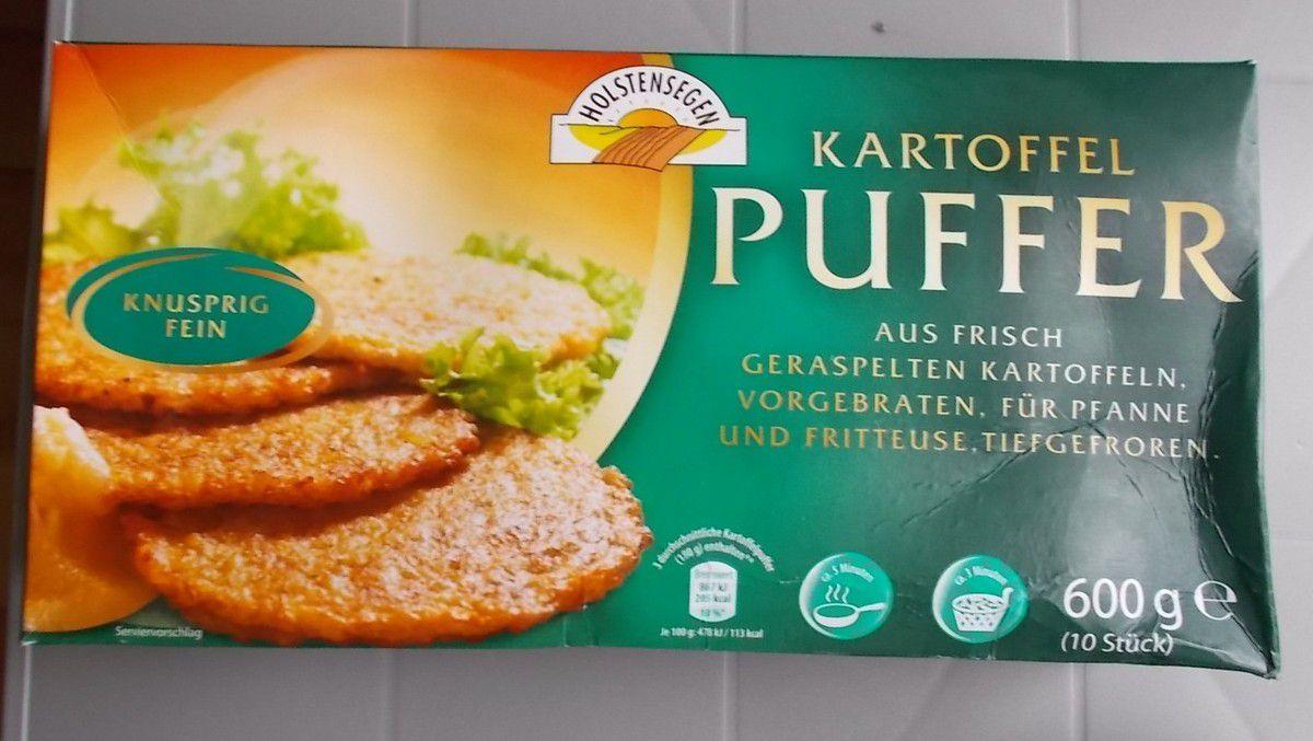 [Aldi Nord] Holstensegen Kartoffel Puffer knusprig fein