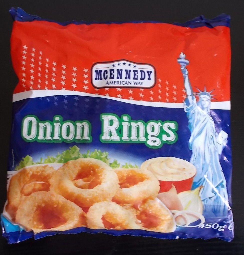 [Lidl] McEnnedy Onion Rings (Zwiebelringe)