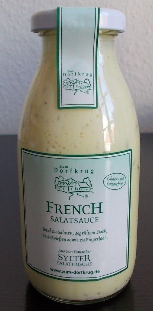 Zum Dorfkrug French Salatsauce von Sylter Salatfrische
