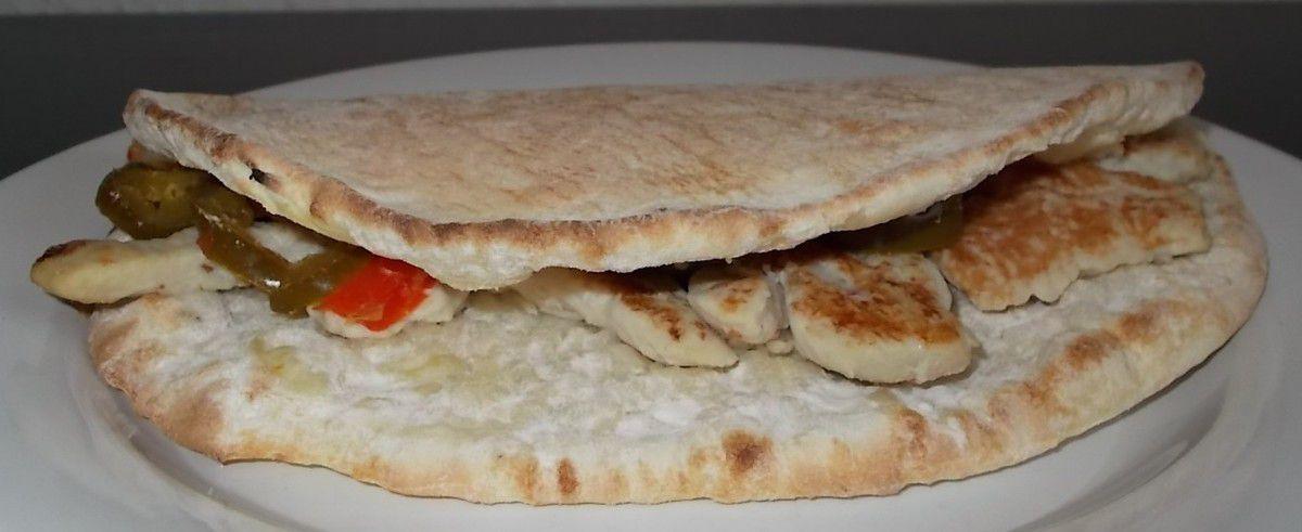 [Aldi Nord] Delikato Flatbread Turkey Sweet & Hot