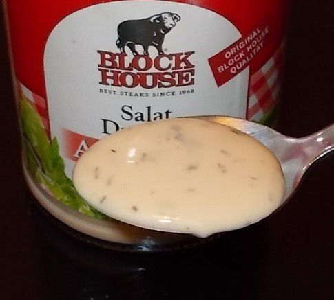 Block House Salat Dressing American