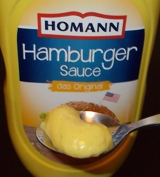Homann Hamburger Sauce Das Original