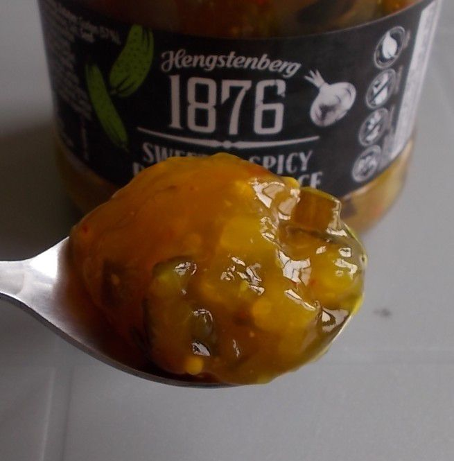 Hengstenberg 1876 Sweet & Spicy Dipping Sauce