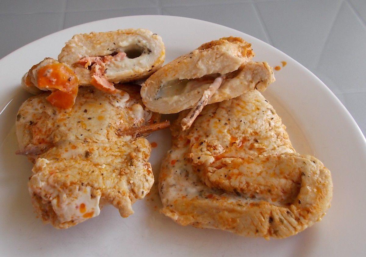 [Aldi Nord] Grill Time Steaktaschen Tomate-Mozzarella