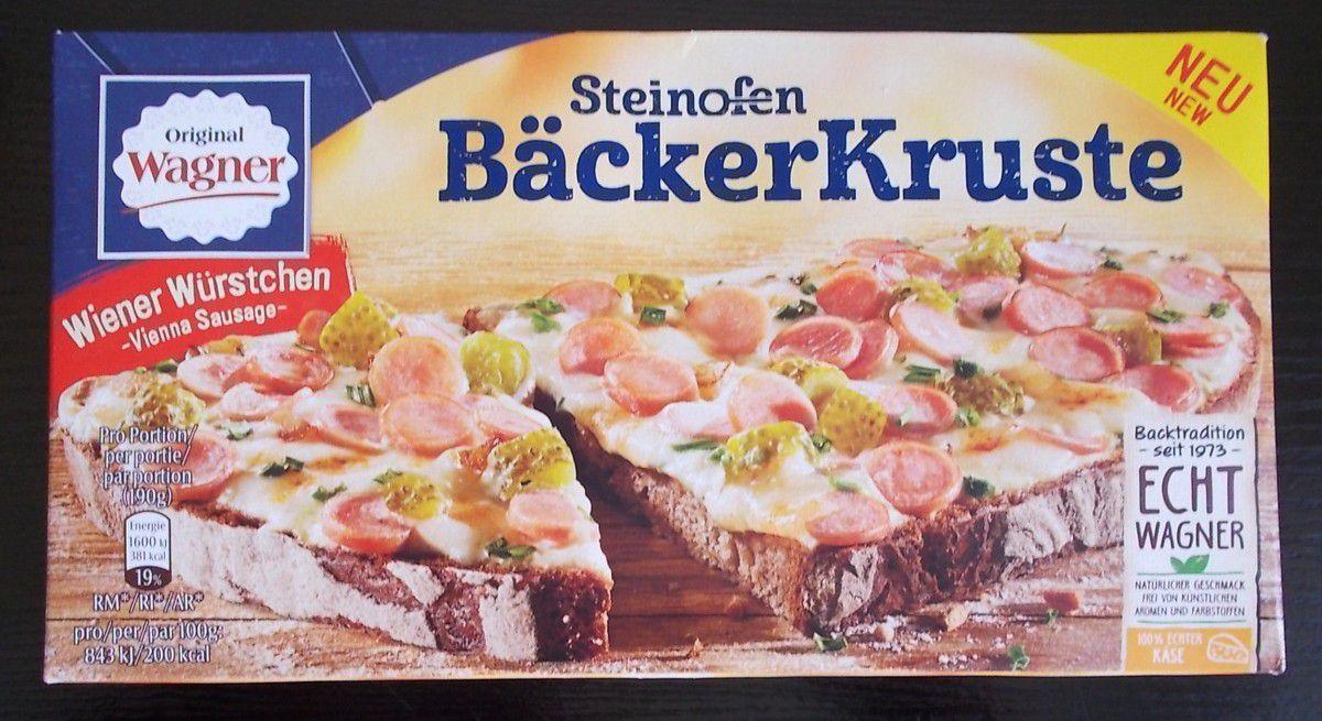 Original Wagner Steinofen BäckerKruste Wiener Würstchen