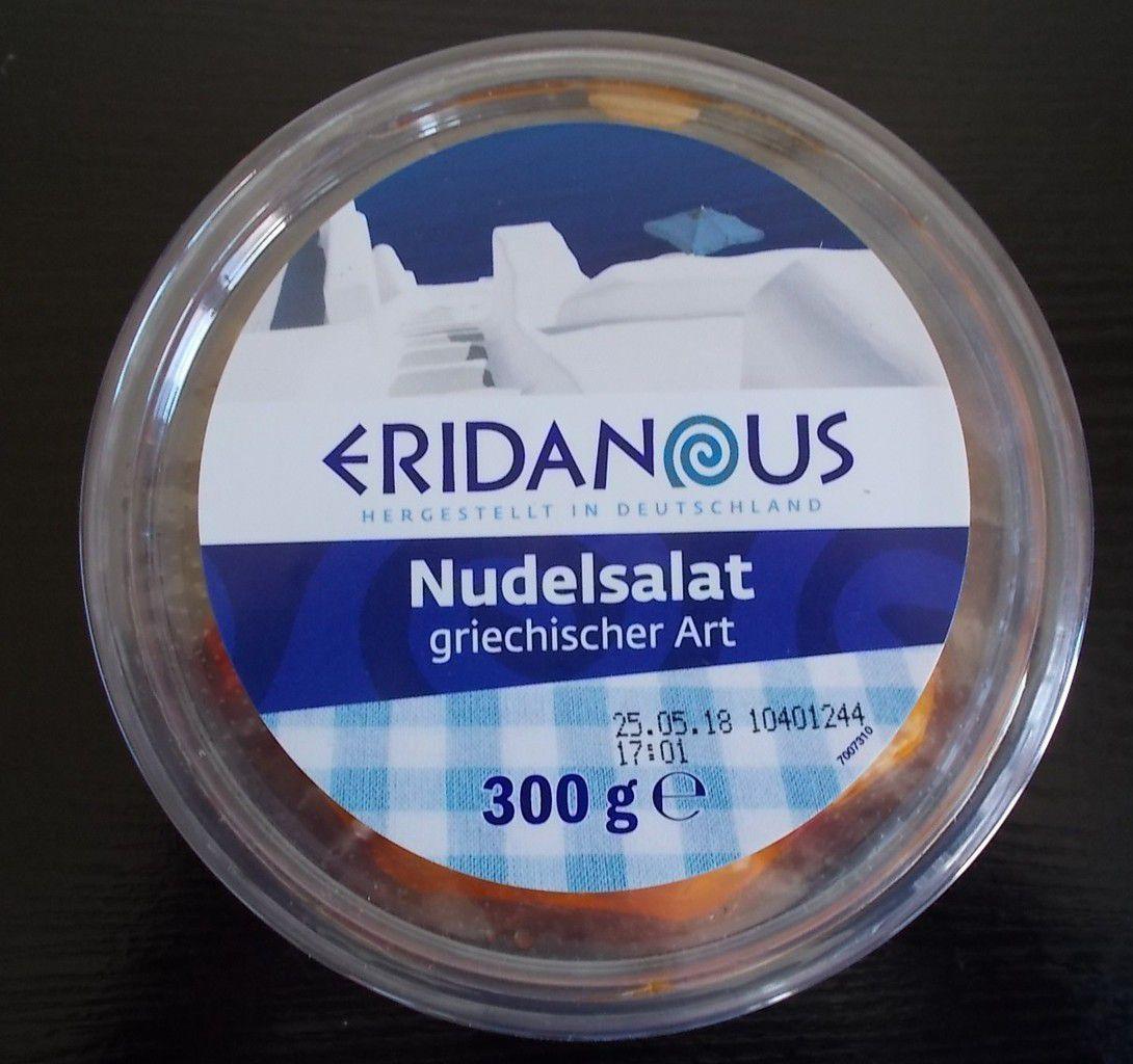 [Lidl] Eridanous Nudelsalat griechischer Art