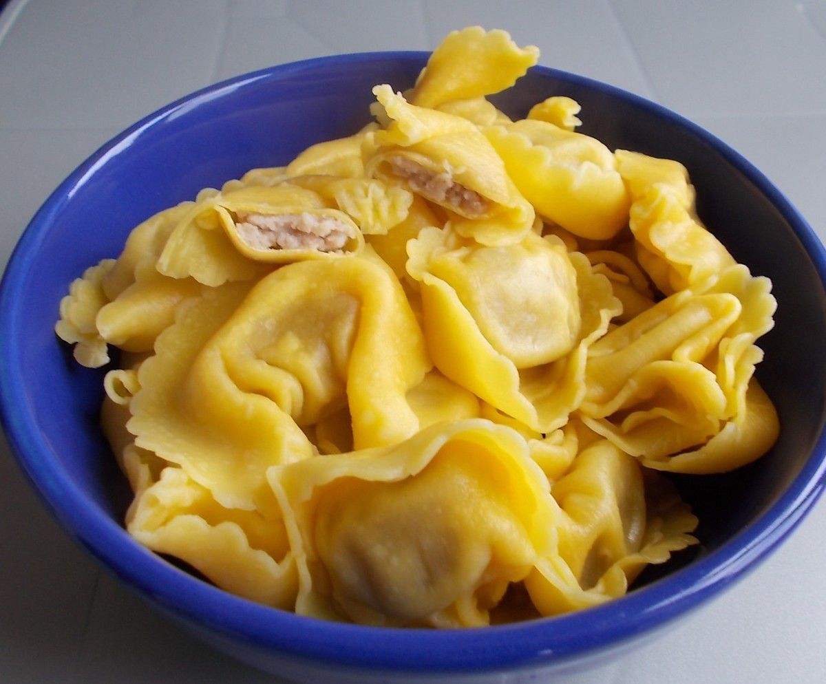 [Lidl] Italiamo Tortelloni mit Gorgonzola g.U. & Walnüssen