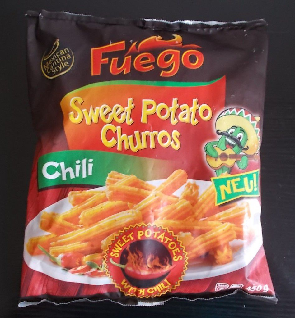 fuego mexican cantina style sweet potato churros chili blogtestesser. Black Bedroom Furniture Sets. Home Design Ideas