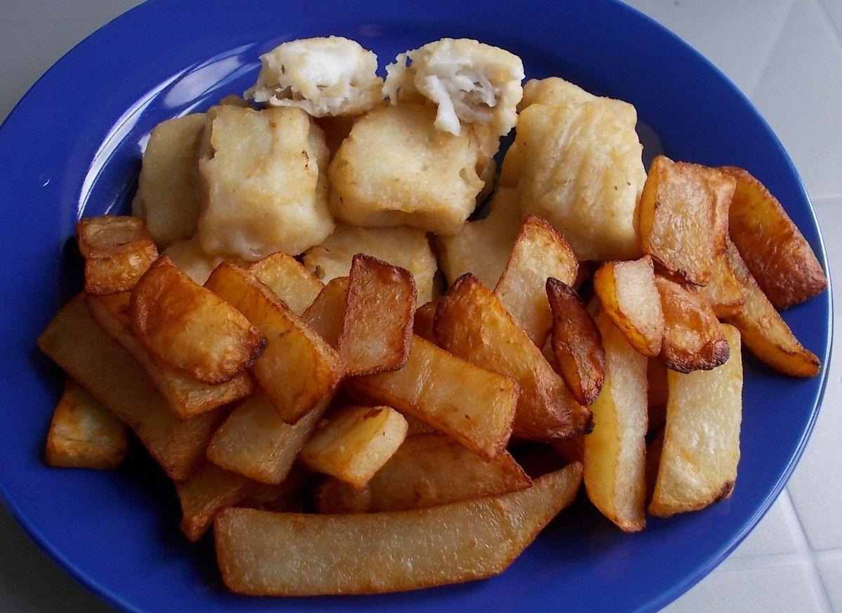 [Aldi Nord] British Style Fish & Chips