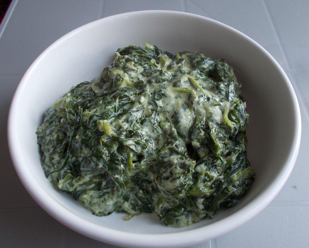 iglo Blatt-Spinat Frischkäse