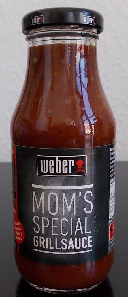 Weber Mom's Special Grillsauce