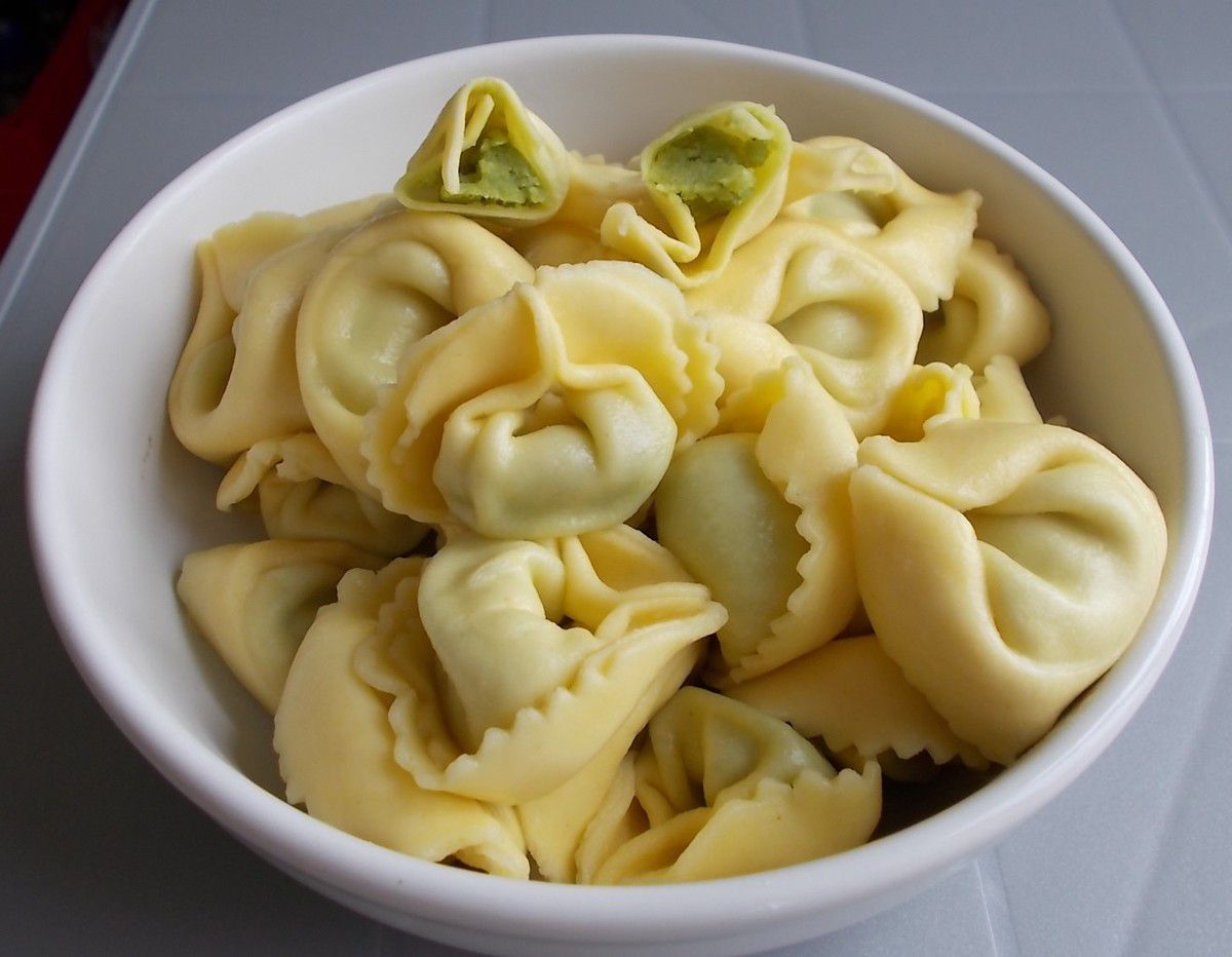 Barilla Pesto Basilico Pesto Basilikum Tortellini