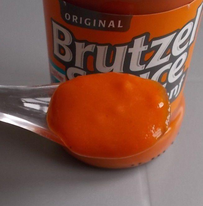 Bautz'ner Chili-Senf Original Brutzel Sauce Chili-Senf