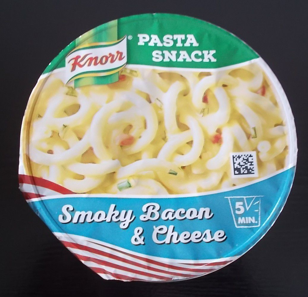 Knorr Pasta Snack Smoky Bacon & Cheese