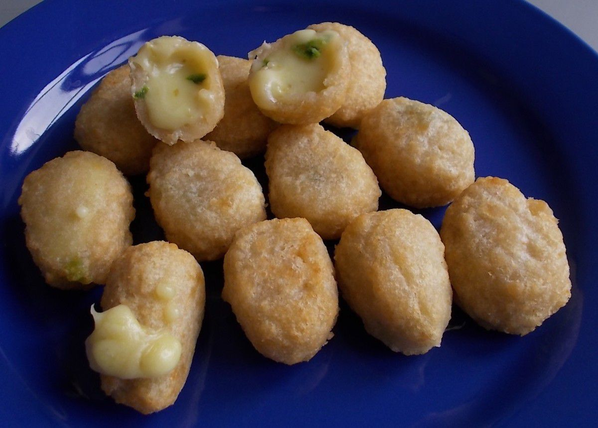 frostkrone Chili-Cheese Nuggets
