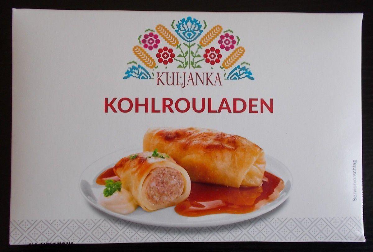 [Lidl] Kuljanka Kohlrouladen