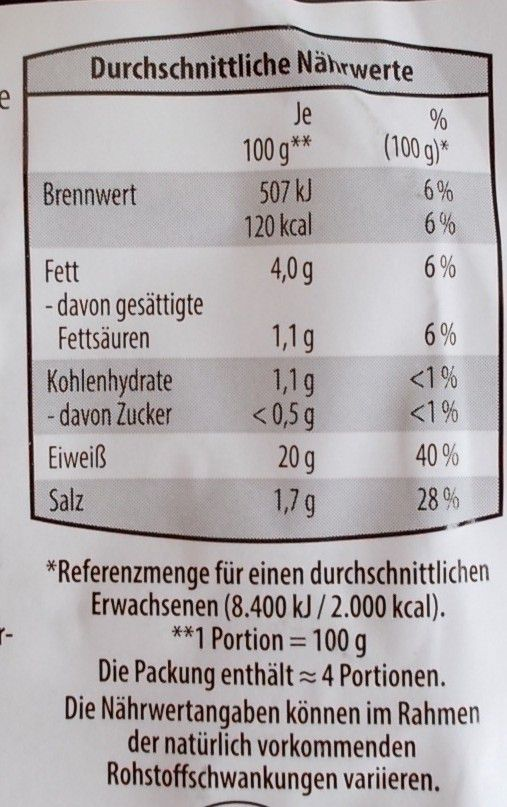 "[Aldi Nord] Oktoberfest Rückensteaks ""Oktoberfestbier"""