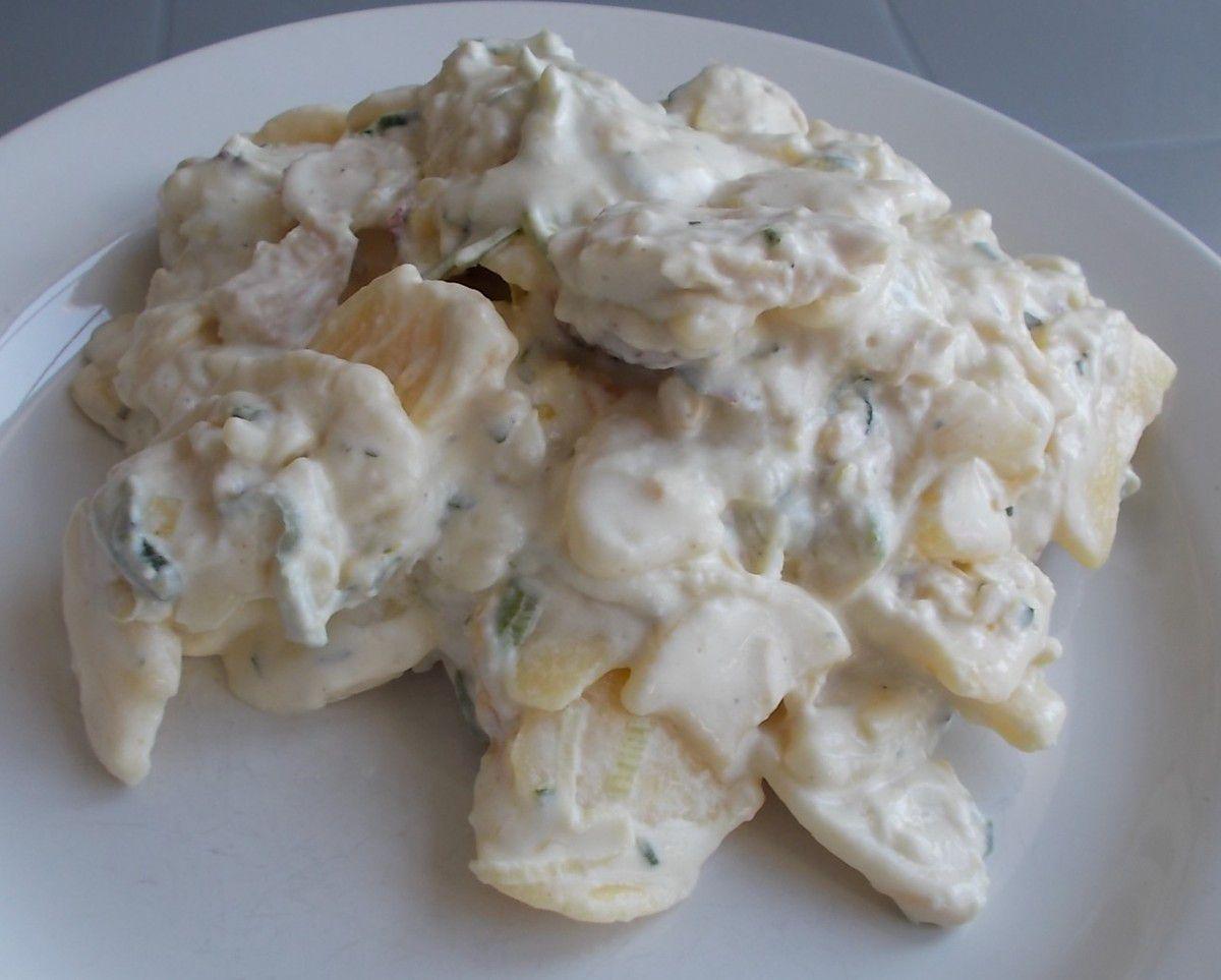 MERL Kartoffelsalat Brathendl