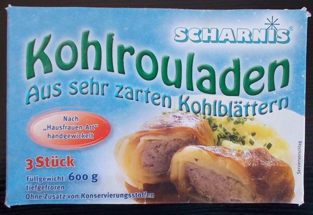 SCHARNIS Kohlrouladen nach Hausfrauen-Art