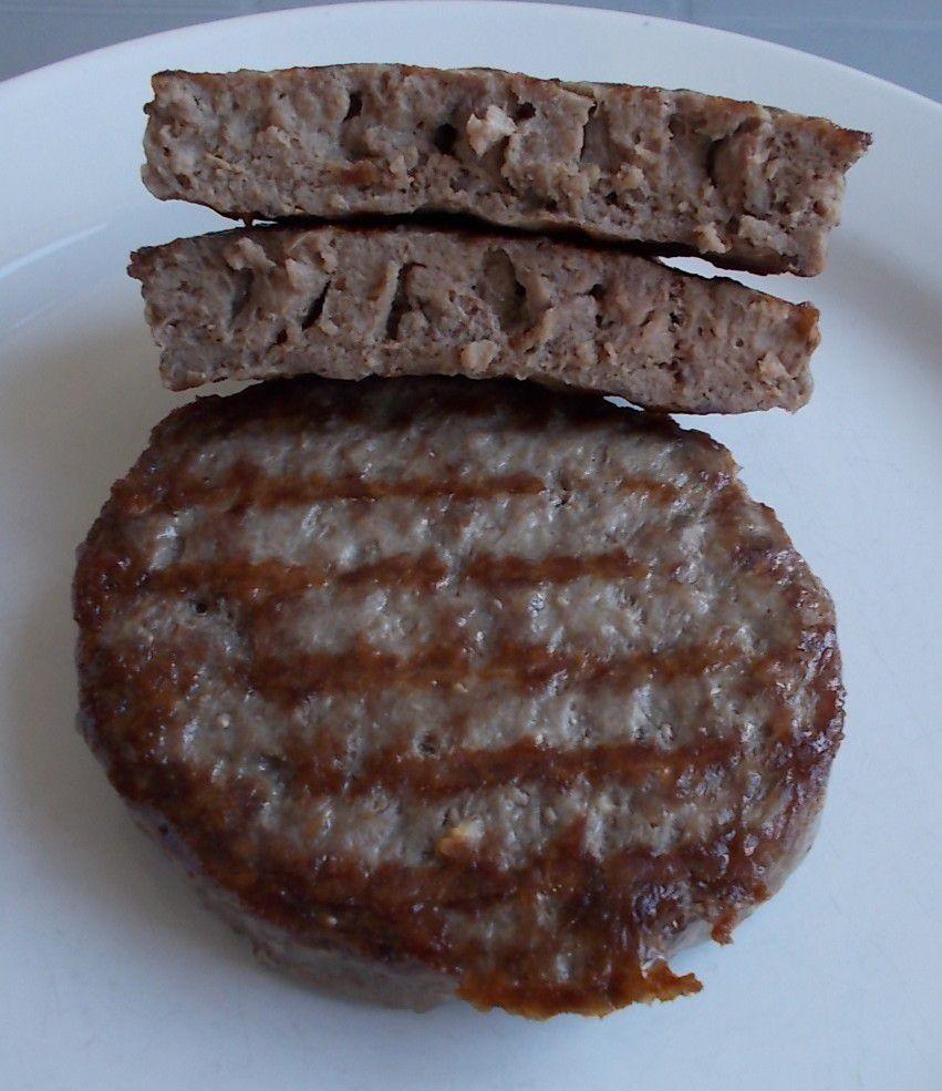 The Frozen Butcher US Beef Burger