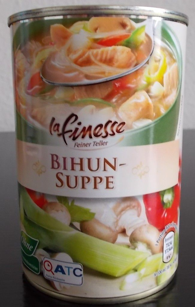[Aldi Nord] La Finesse Bihun-Suppe