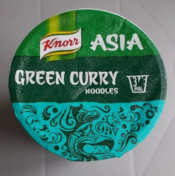 Knorr Asia Green Curry Noodles
