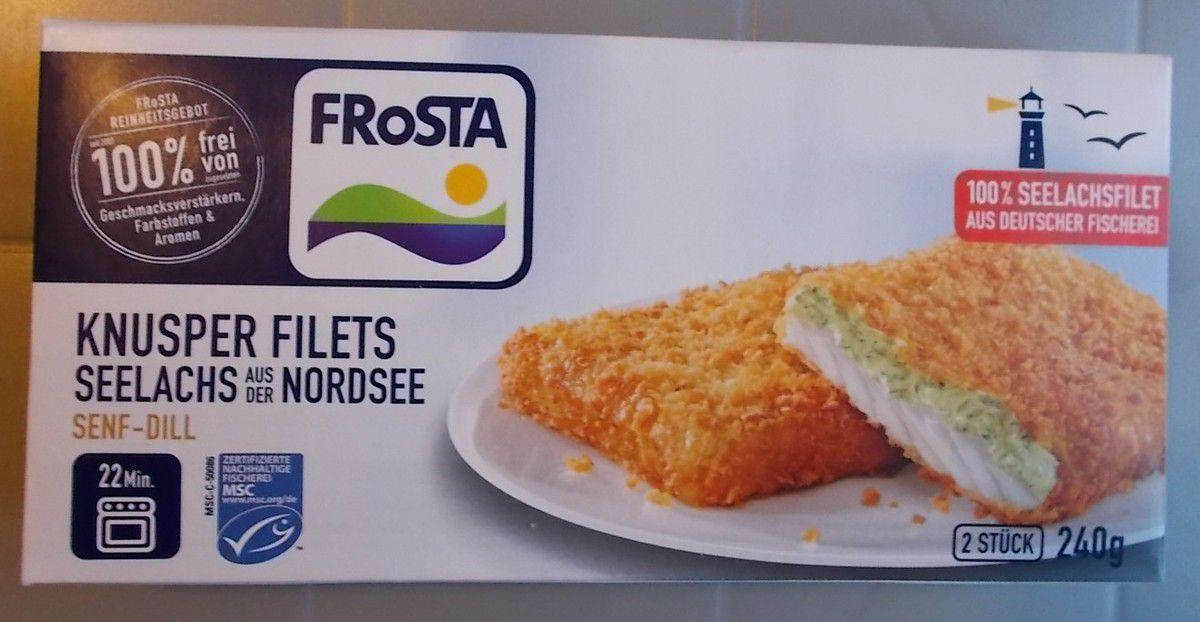 FRoSTA Knusper Filets Senf-Dill