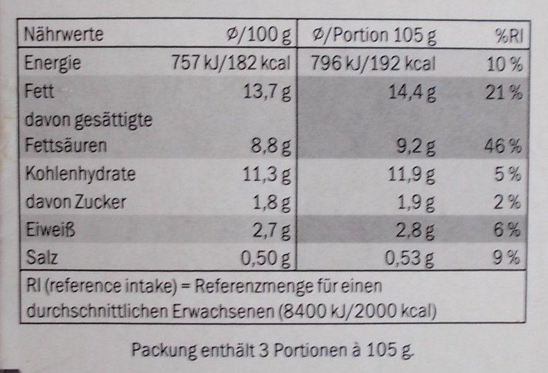 [Lidl] Deluxe Mini-Kartoffelgratin Variationen