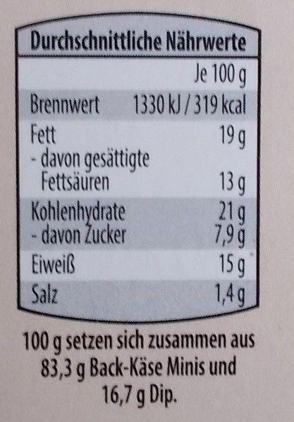 [Aldi Nord] AlpenSchmaus Back-Käse Minis