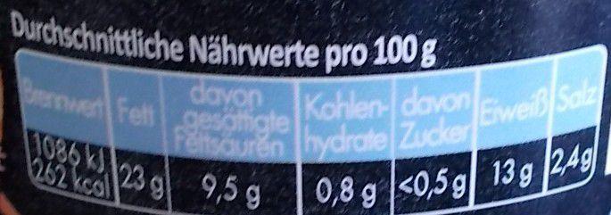 Mehlig & Heller Back + Snack Leberkäs Bayerisch
