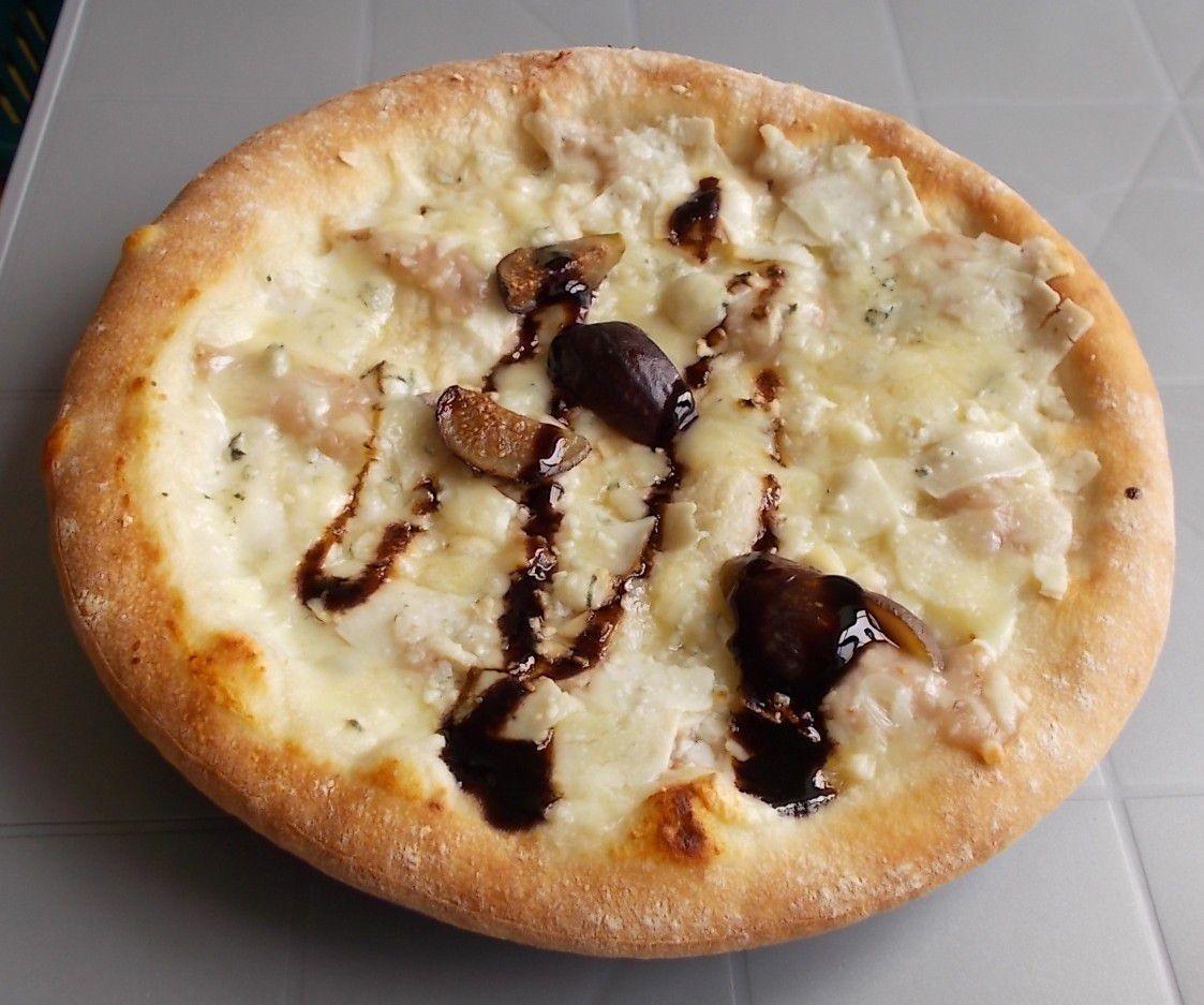 [Lidl] Alfredo Pizza mit erlesenen Feigen und Gorgonzola