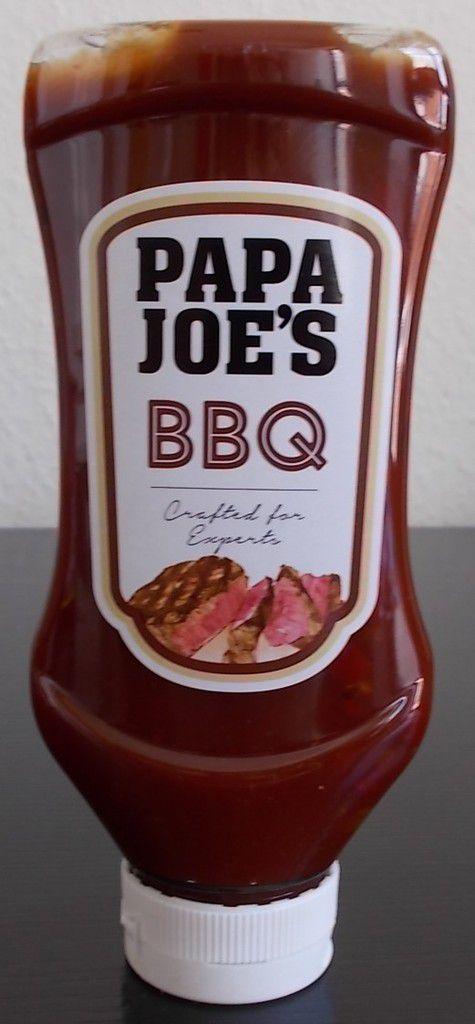 Papa Joe's BBQ Sauce