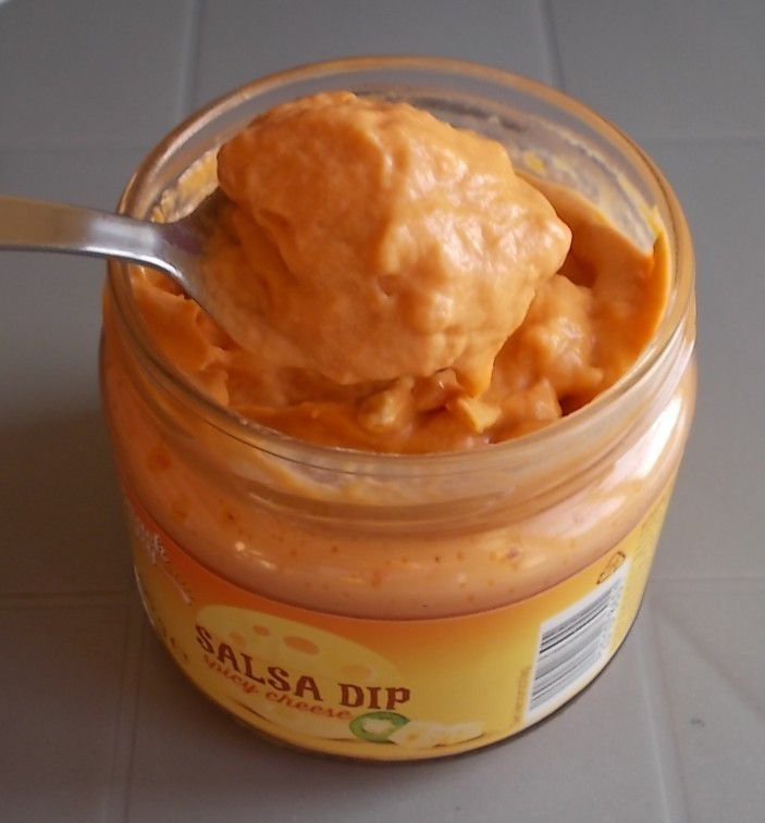 [Lidl] Snack Day Salsa Dip Spicy Cheese