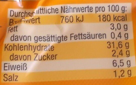 BÜRGER Gemüse Maultaschen