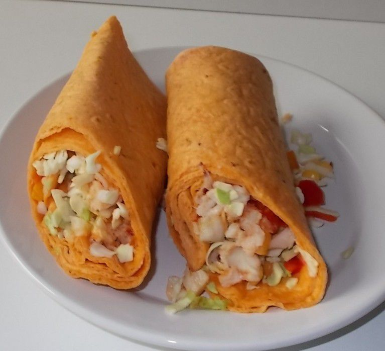 [Aldi] Snack Time Wrap Hähnchen Sweet Chili