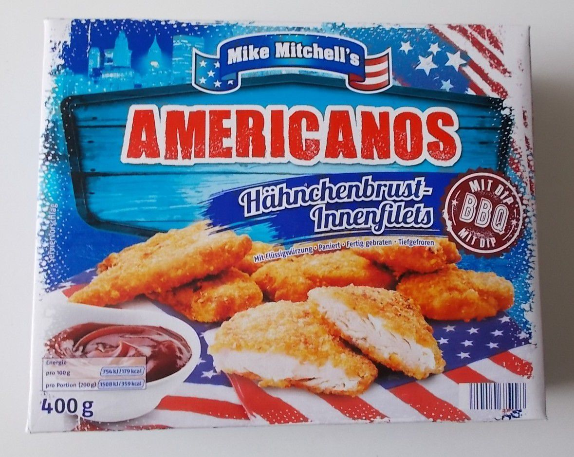 [Penny] Mike Mitchell's Americanos mit BBQ Dip