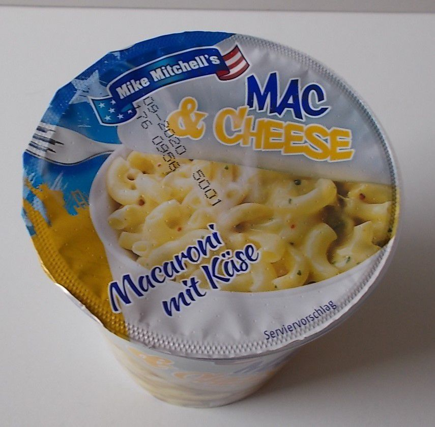[Penny] Mike Mitchell's Mac & Cheese
