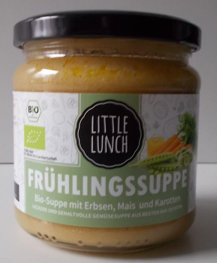 Little Lunch Frühlingssuppe