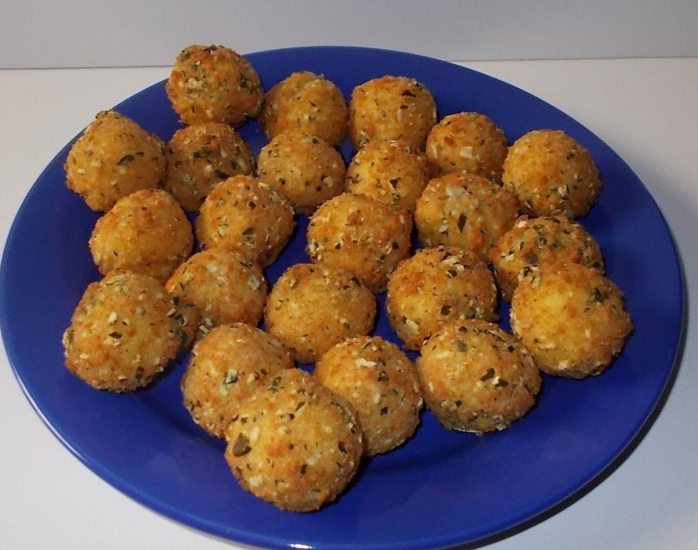[Aldi] Gourmet Kartoffel-Kürbiskernbällchen