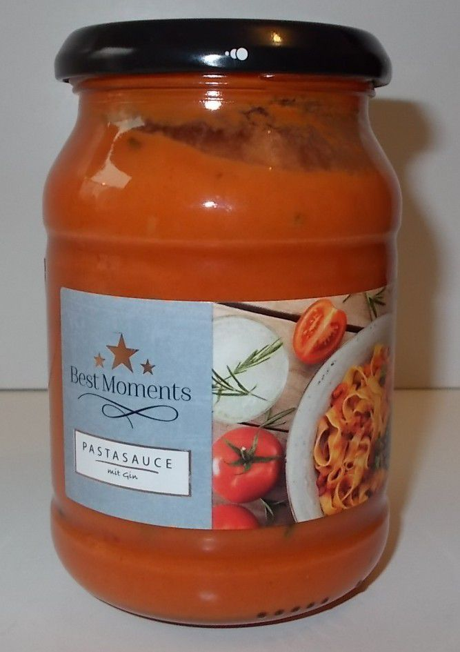 [Penny] Best Moments Pastasauce mit Gin