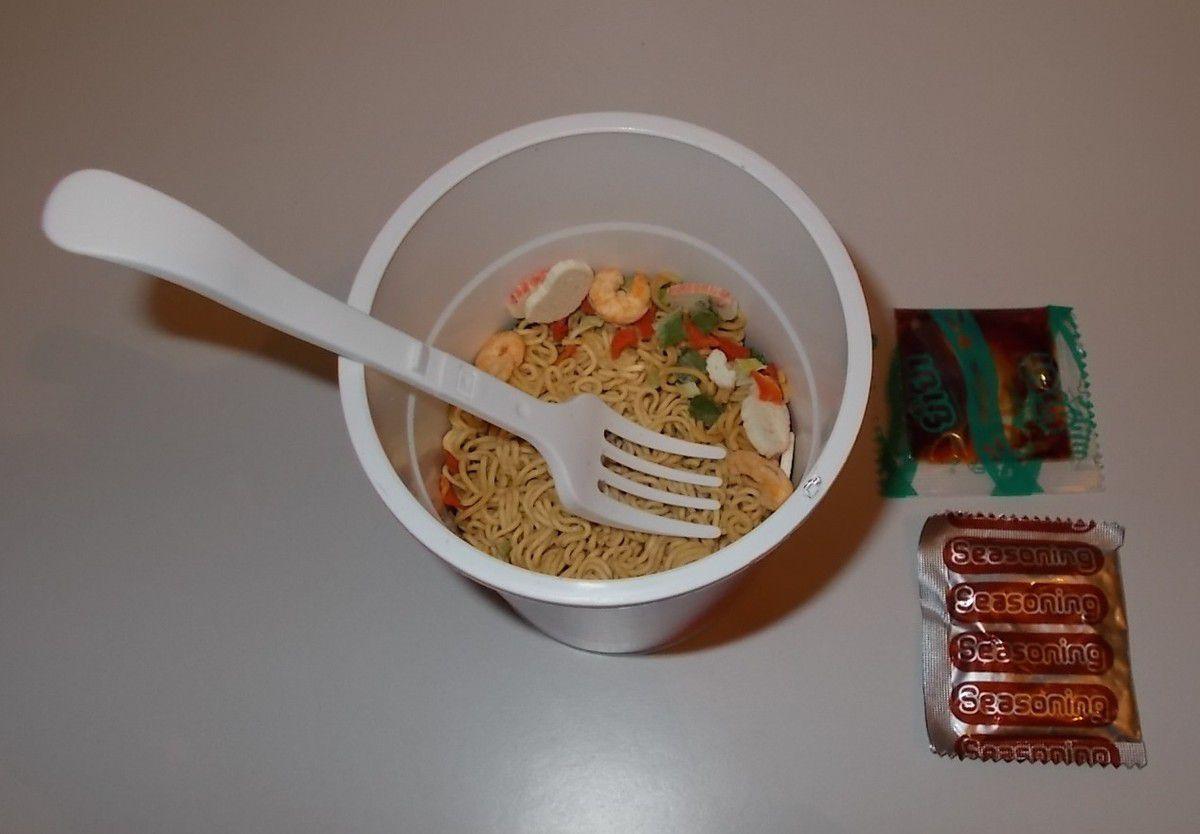 Yum Yum Asian Cuisine Shrimp Flavour