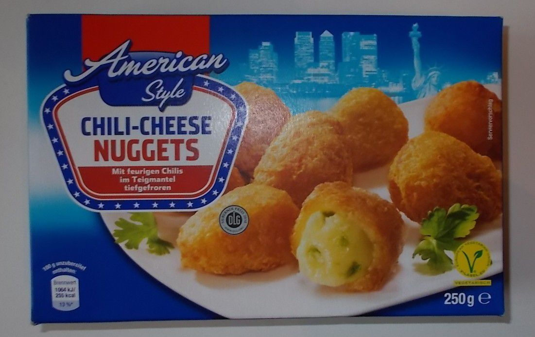 [Netto] American Style Chili-Cheese Nuggets
