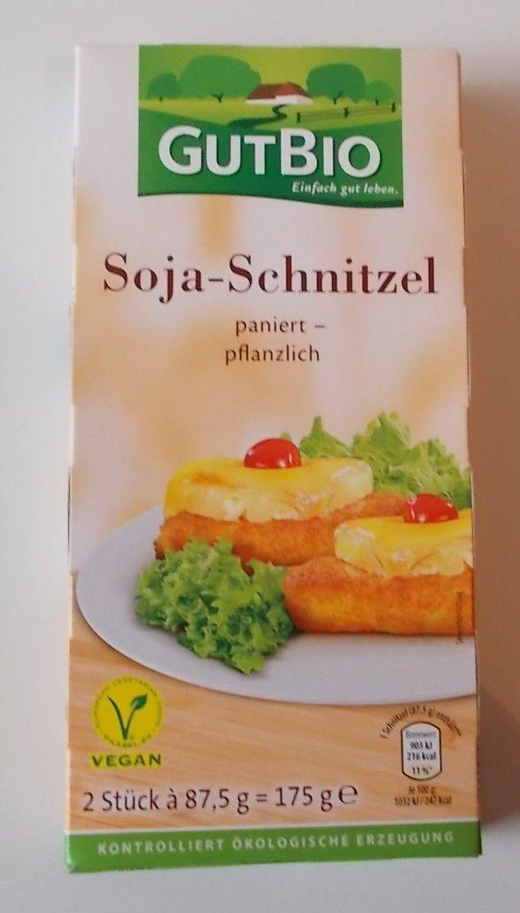 [Aldi] GutBio Soja-Schnitzel